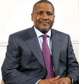 Aliko Dangote, Richest Black Billionaire